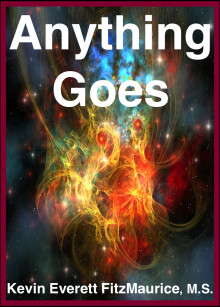 Book cover ANYTHING GOES