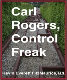 Book cover for Carl Rogers