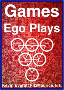 Book cover GAMES EGO PLAYS