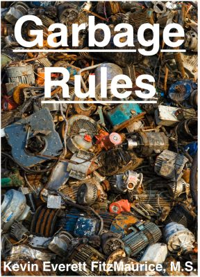 Book cover for Garbage Rules