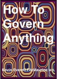 Book cover for How To Govern