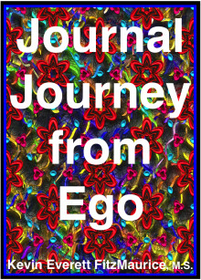 Book cover JOURNAL JOURNEY FROM EGO