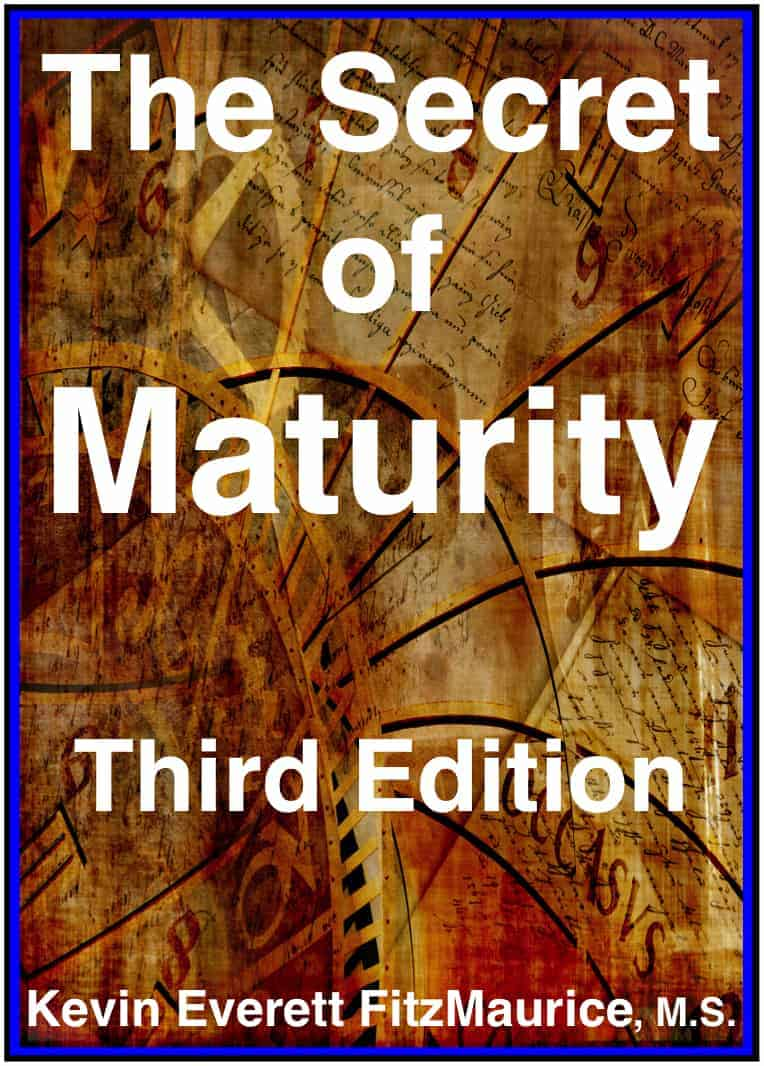 What is maturity? Why are so many adults immature? What\'s the secret ...