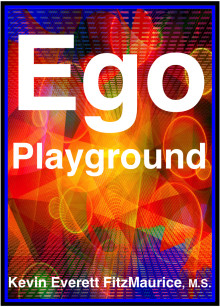 Book cover for EGO PLAYGROUND