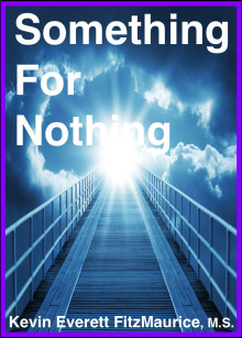 Book cover for SOMETHING FOR NOTHING
