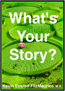 Book cover for What's Your Story