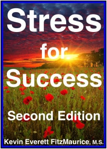 Book cover STRESS FOR SUCCESS