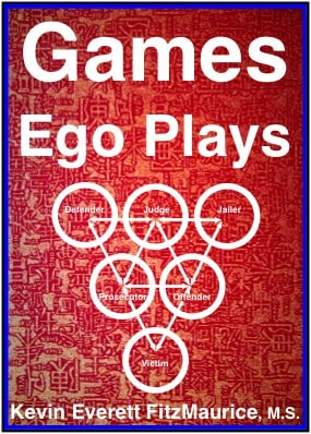 Small cover for book GAMES EGO PLAYS