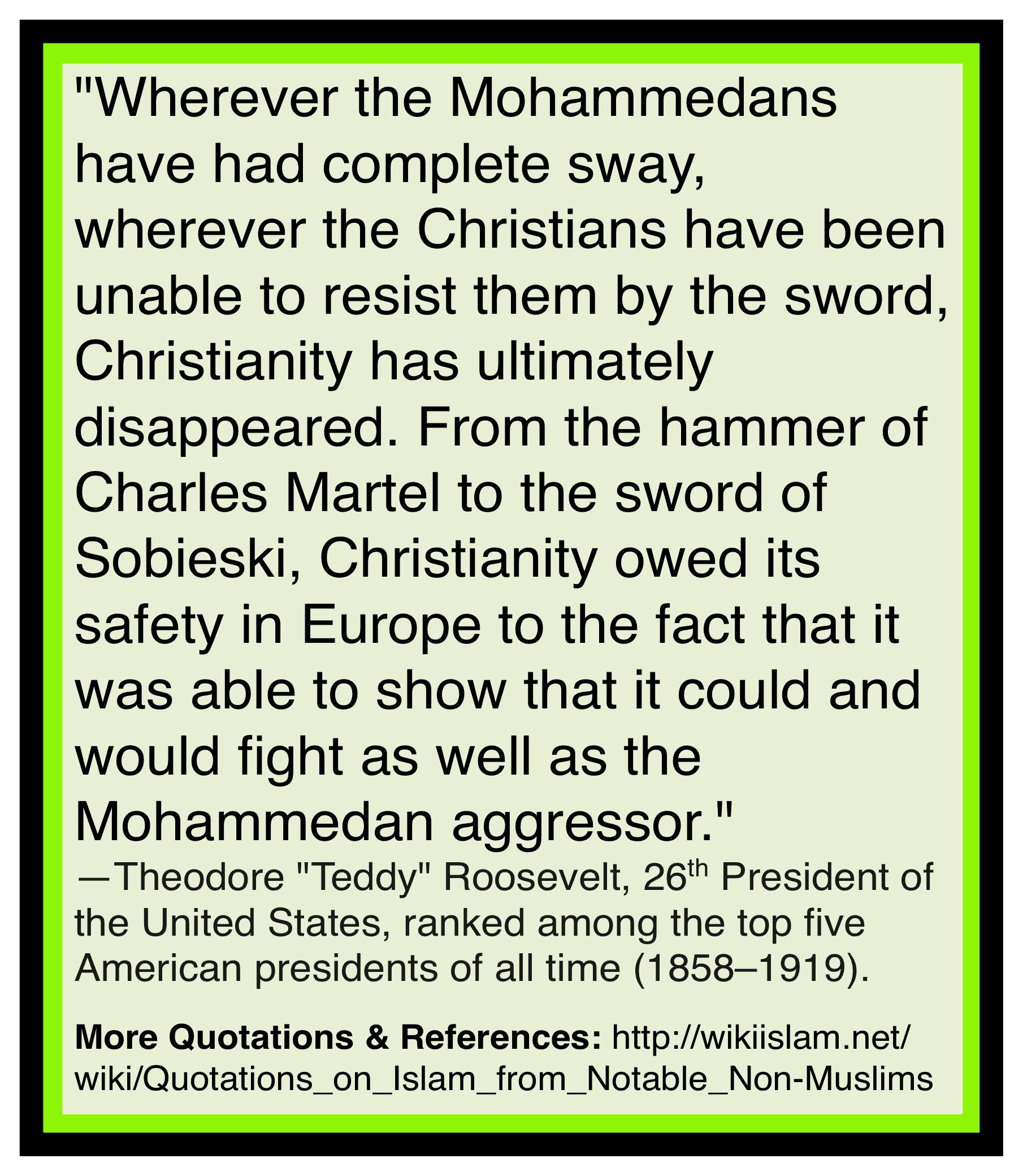 Islam murders Christians