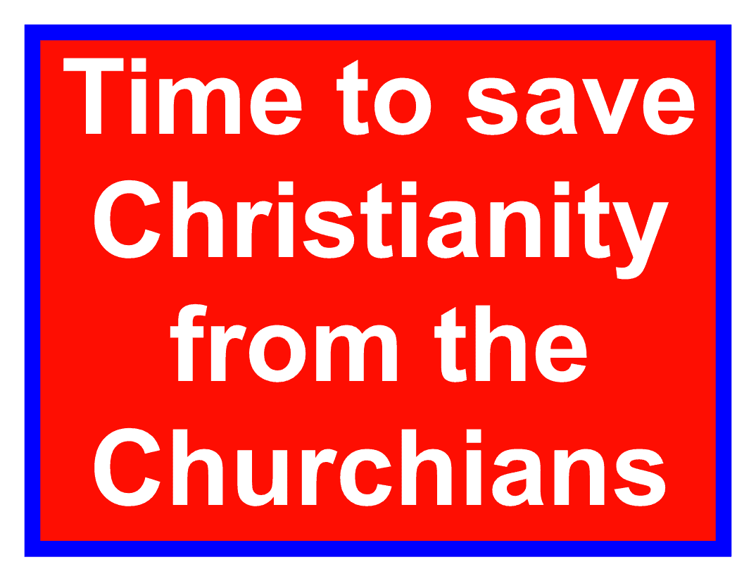 time to save Christianity