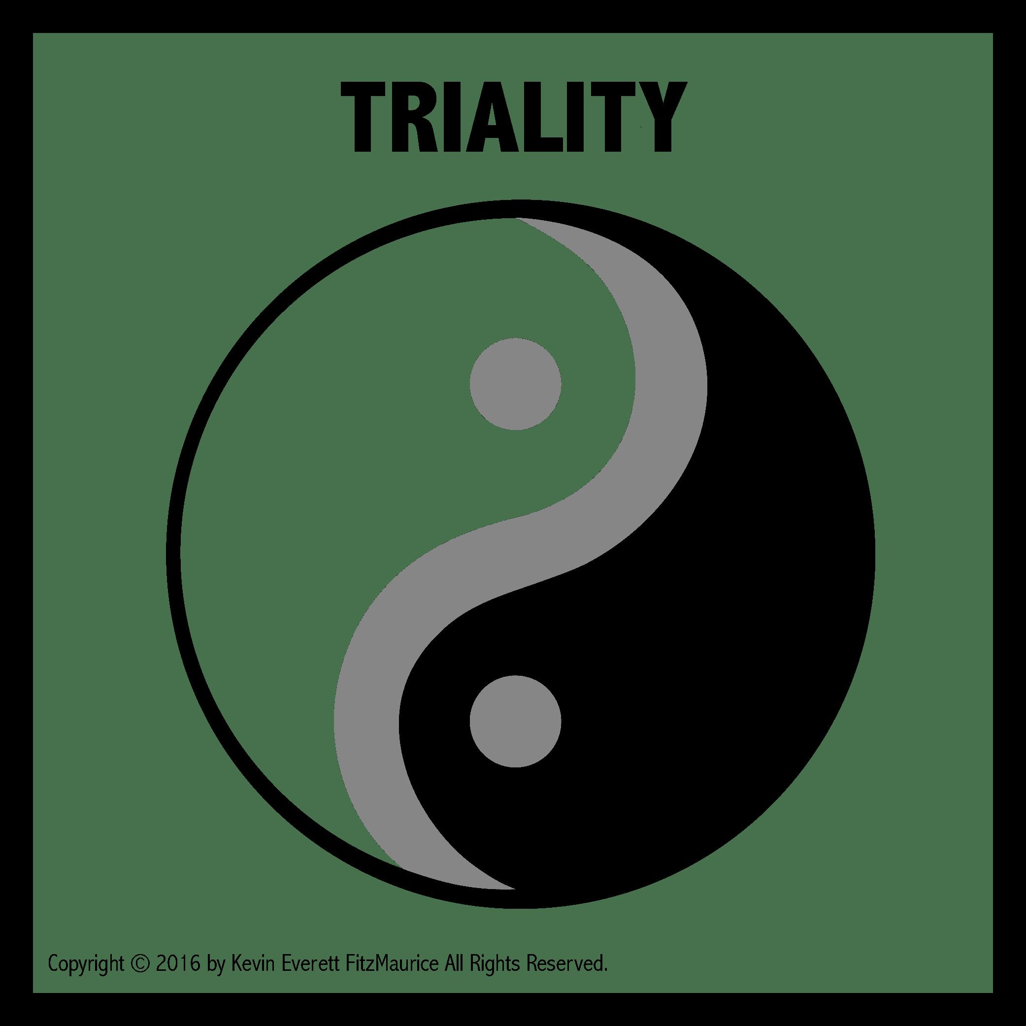 diagram of triality