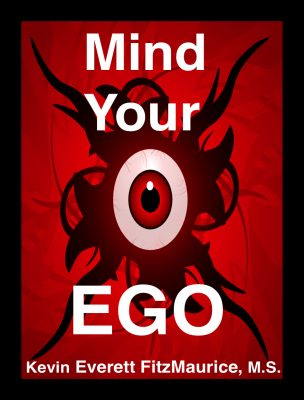 "Book cover for ""Mind Your Ego"""