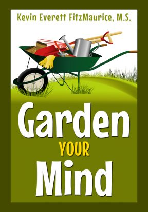 "Book cover for ""Garden Your Mind"""